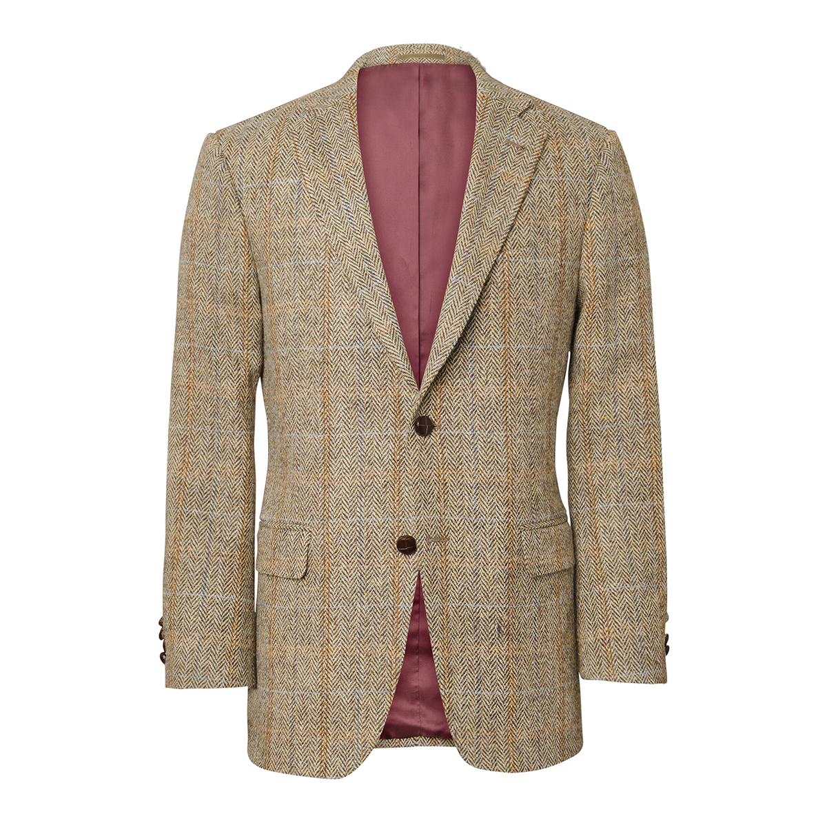 Veston Newton Classic Harris Tweed