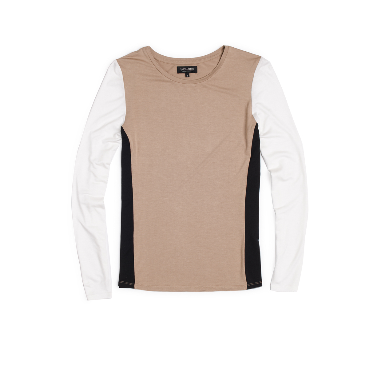 Polera Color Block