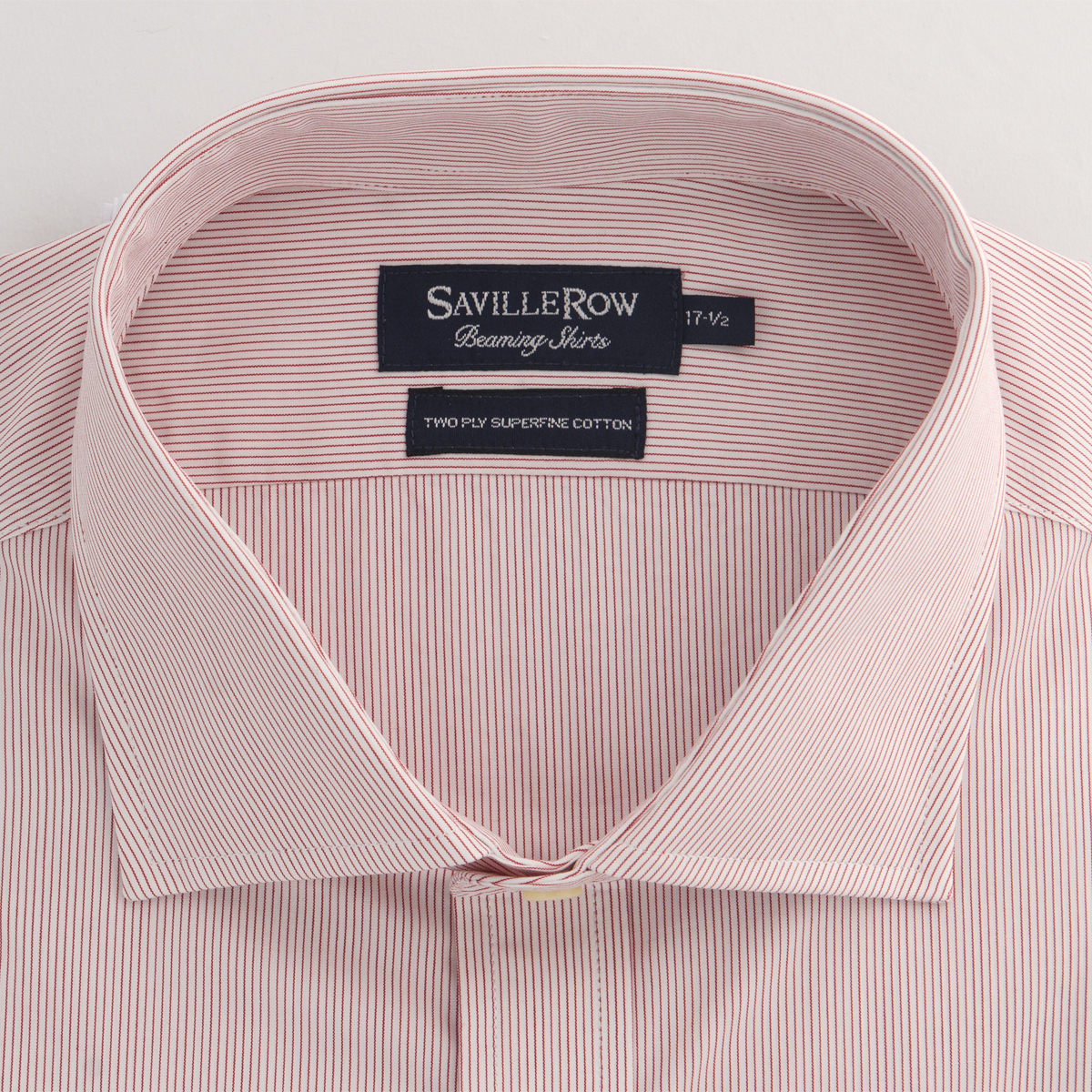 Camisa Vestir Spread Mini Narrow Stripe
