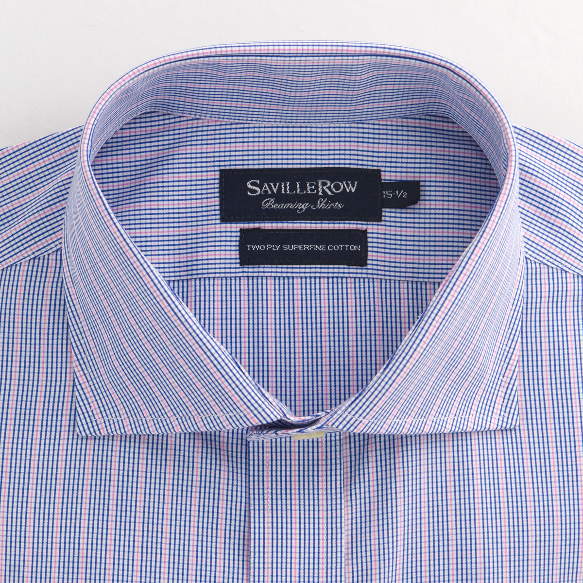 Camisa Beaming Spread Gingham Overcheck