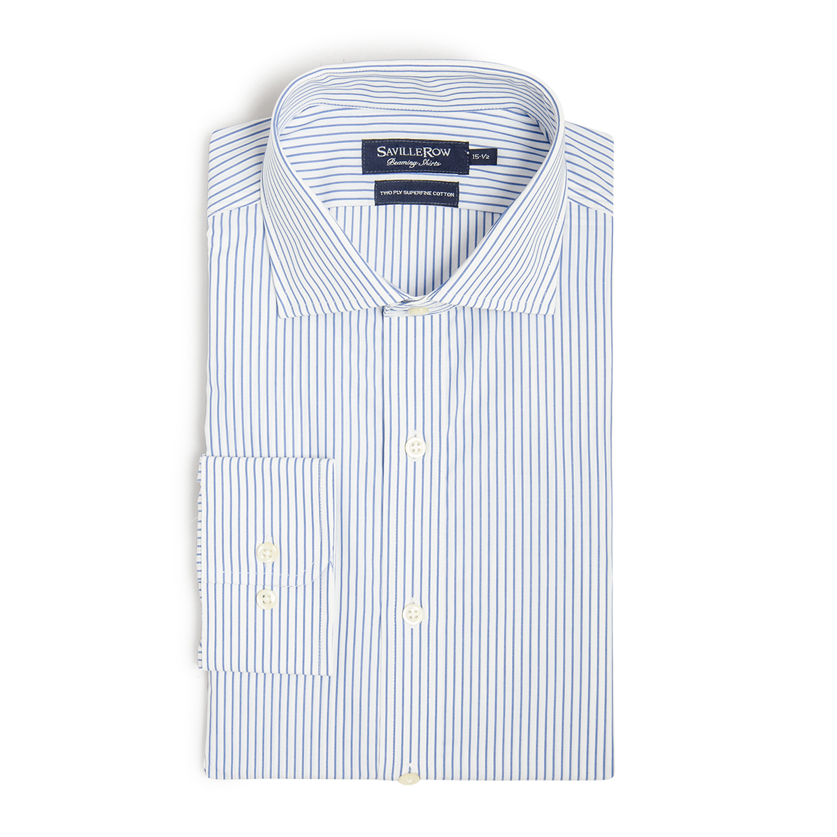 Camisa Beaming Spread Classic Jermyn Stripe