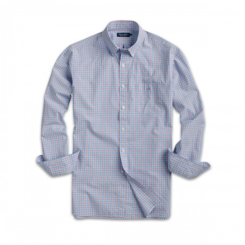 Camisa Fantasia Button Down Manga Larga