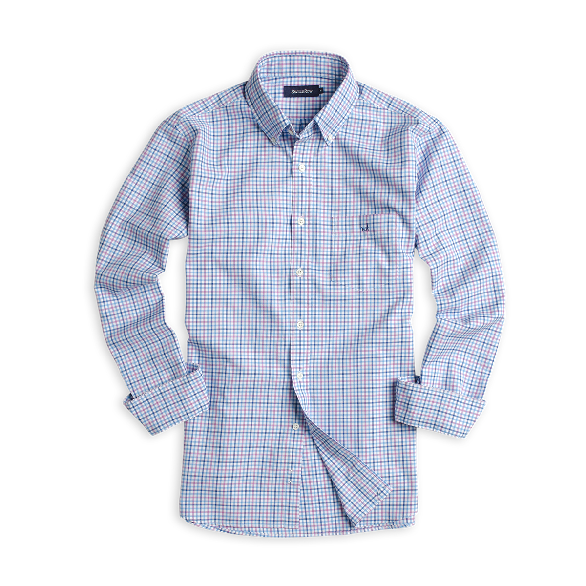 Camisa Button Down Weekend Cuadros Sport