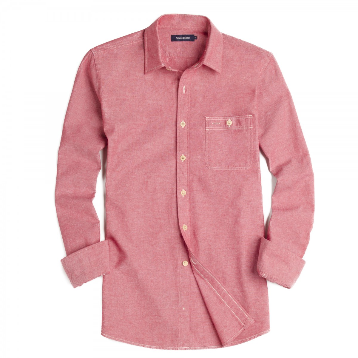 Camisa Worker Chambray
