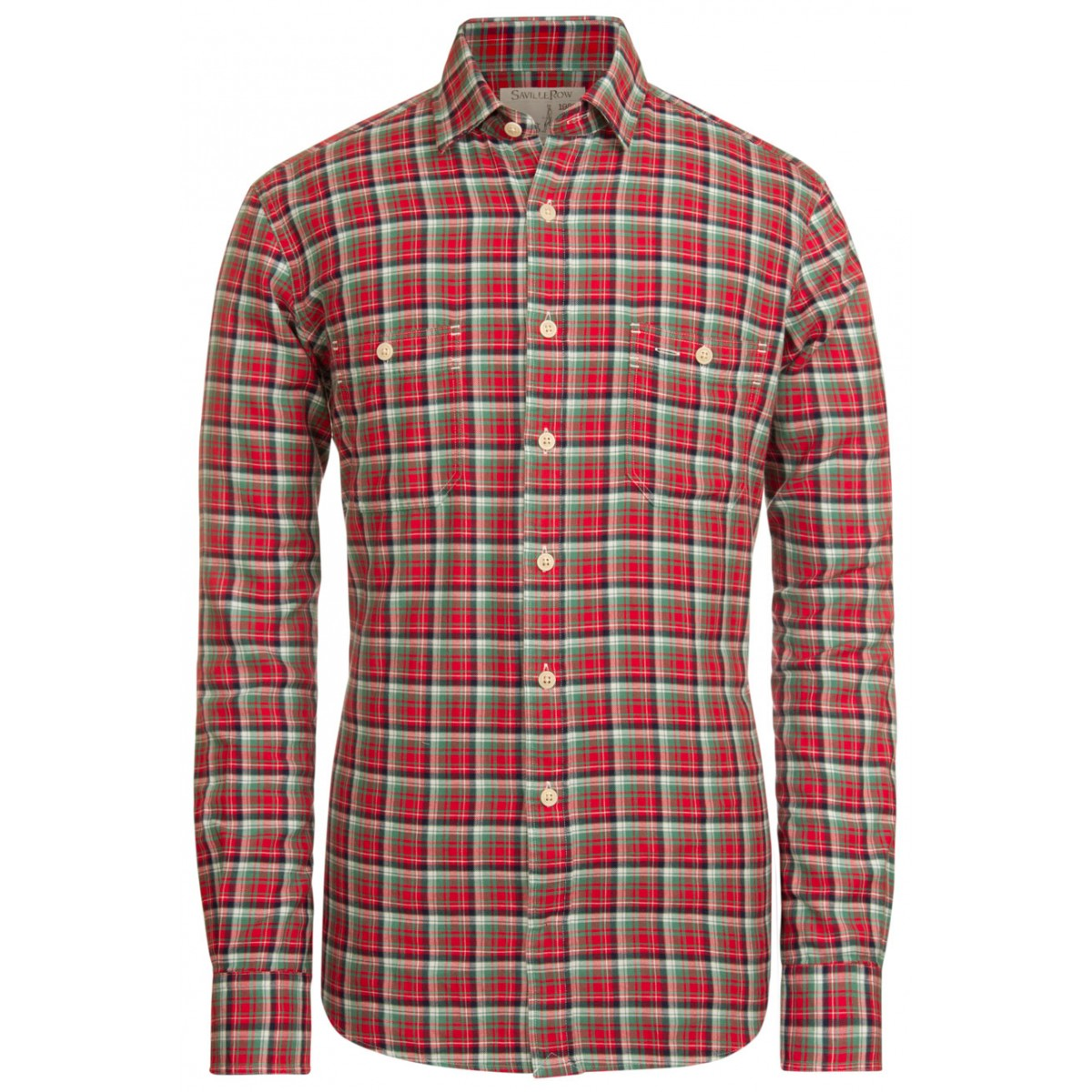 camisa sport ftsia m/l work2-2b  jones check