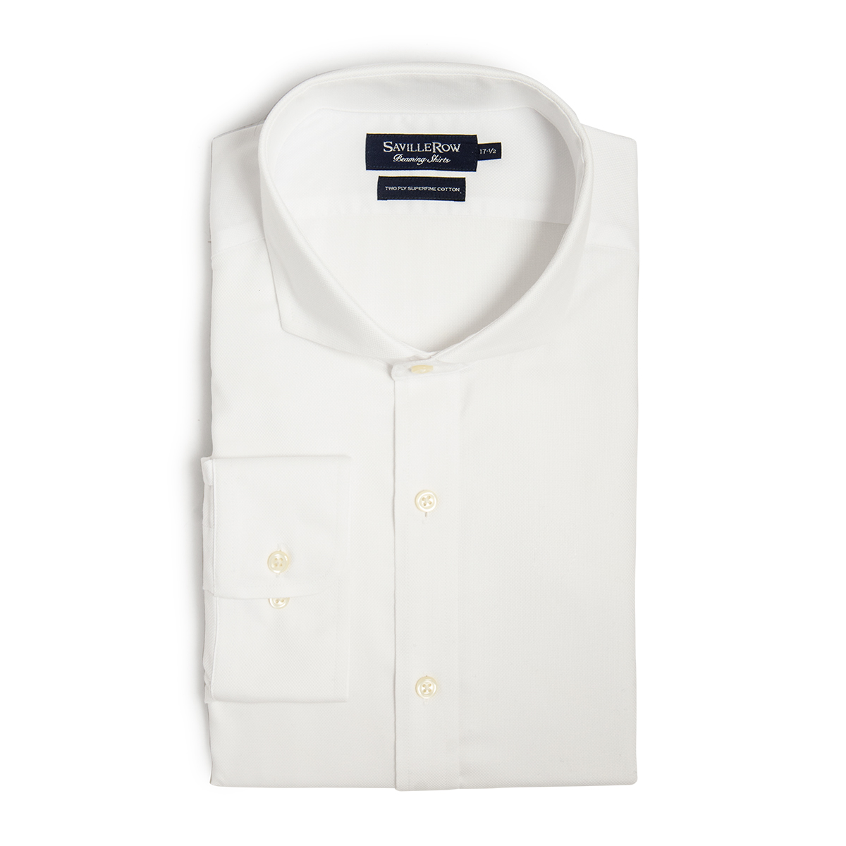 Camisa Vestir Lisa Cutaway Royal Oxford