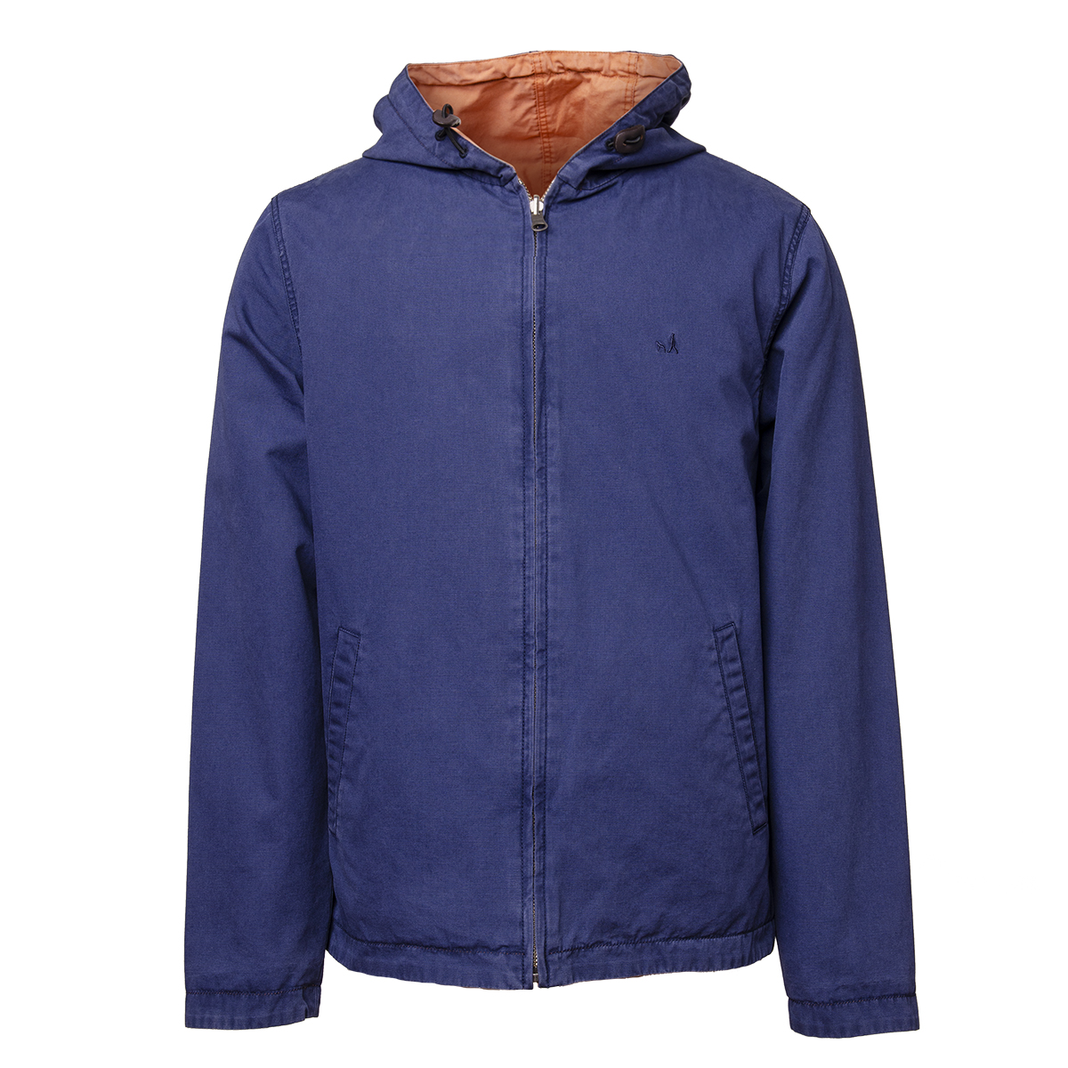 Casaca Reversible Hooded Canvas Classic