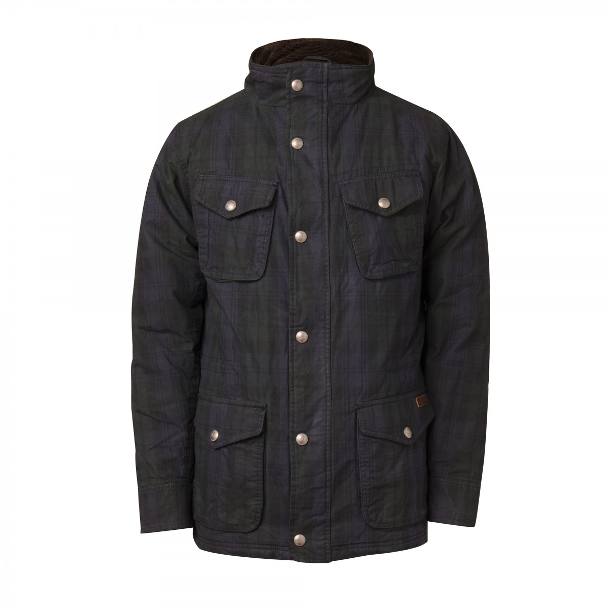 Chaqueta Sport Field Blackwatch Wax