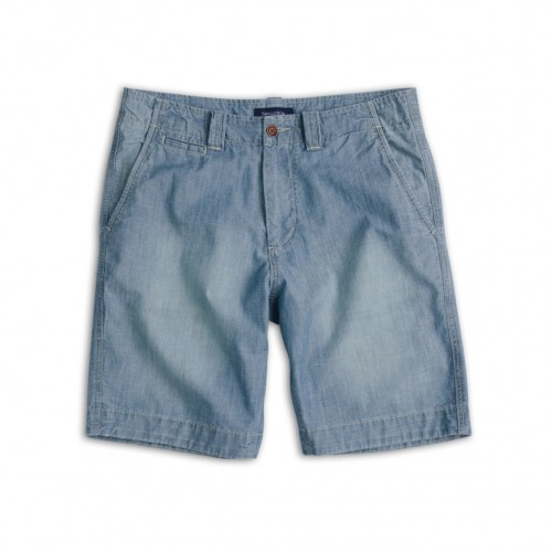 Bermuda Sussex Chambray