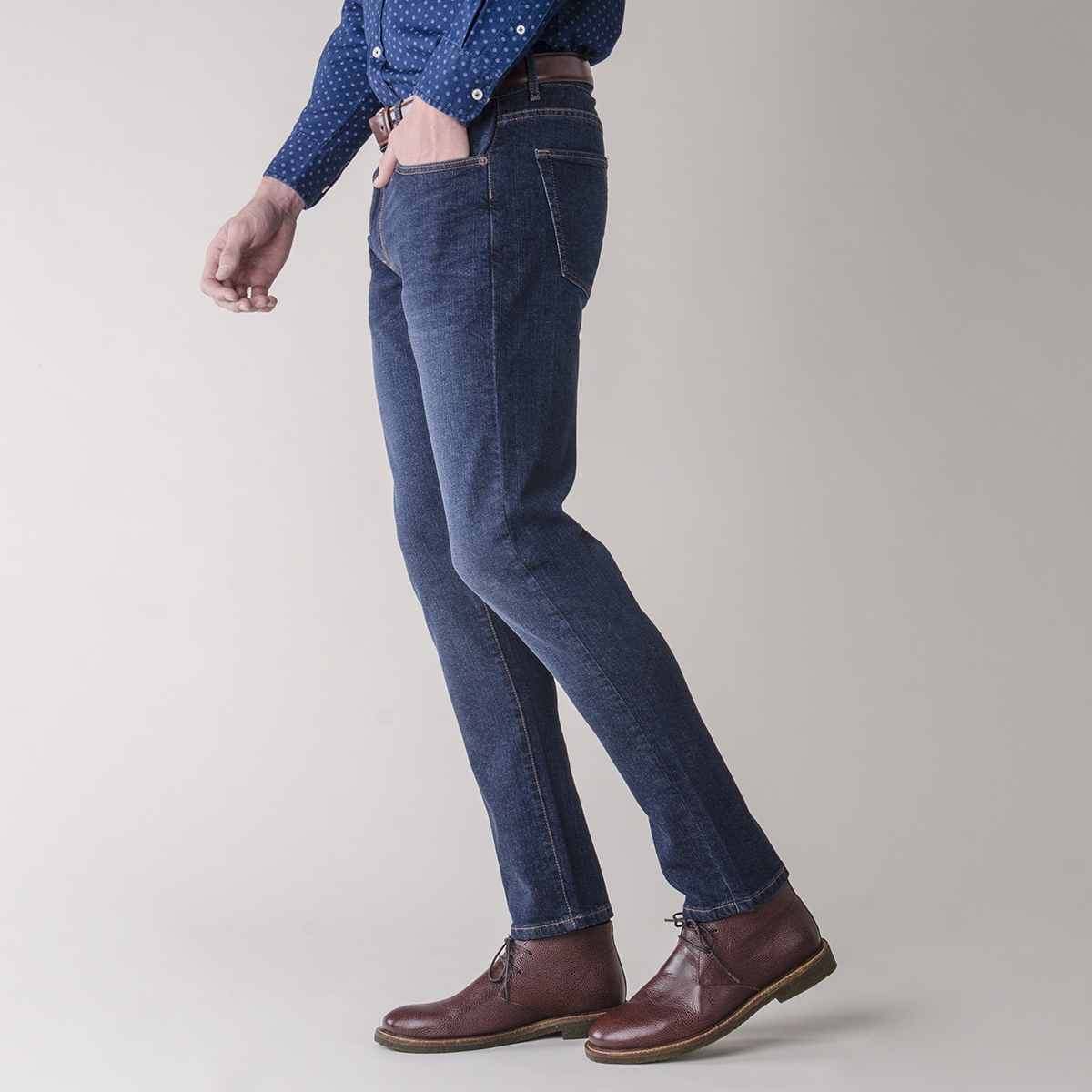 Jeans Skinny Denim Giant