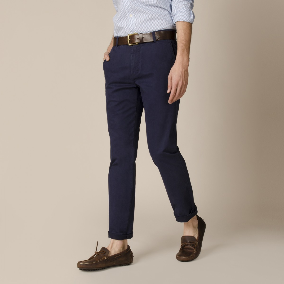 Pantalón Sport Twill Woodbridge Herringbone