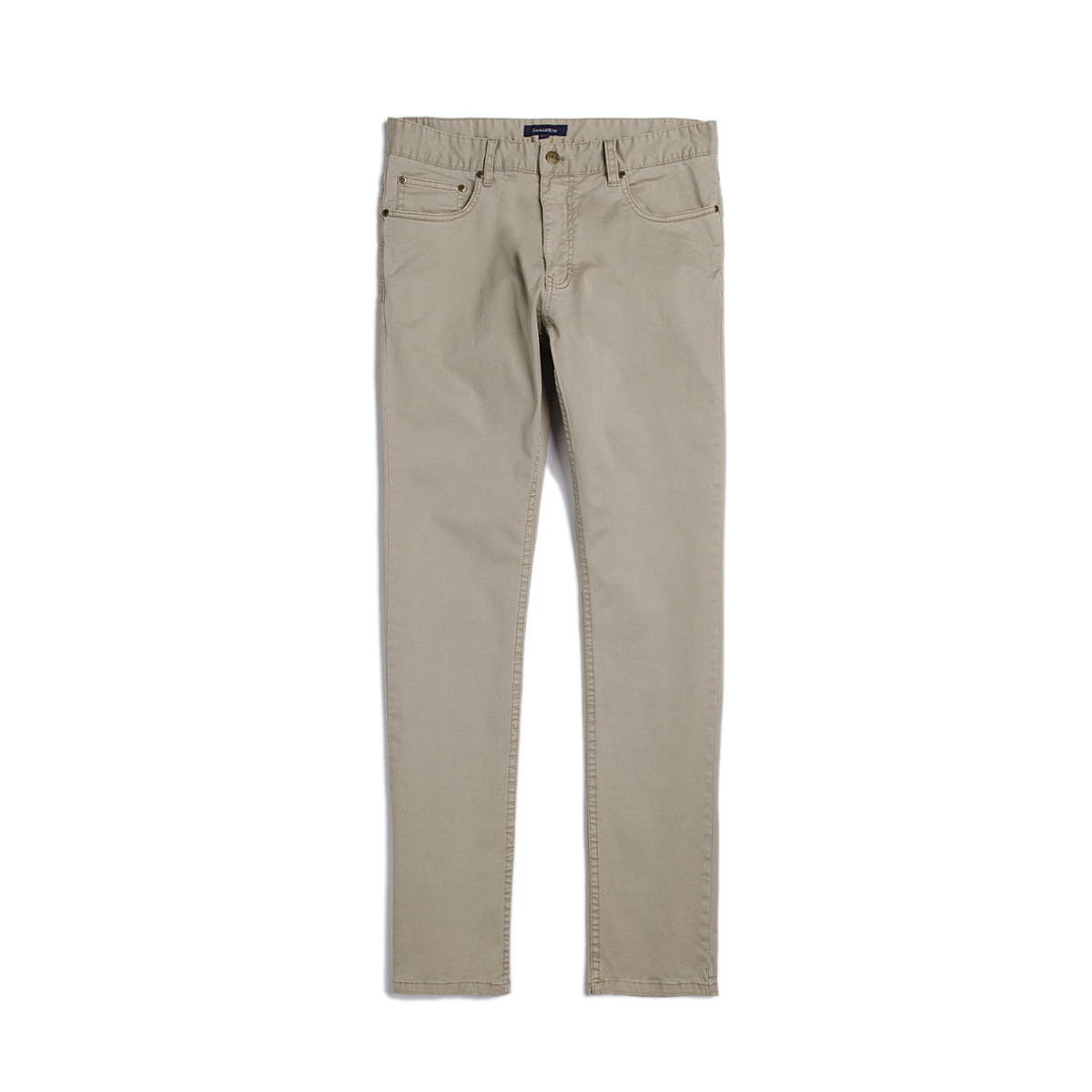 Pantalon 5 Pocket Slim Algodón Comfort