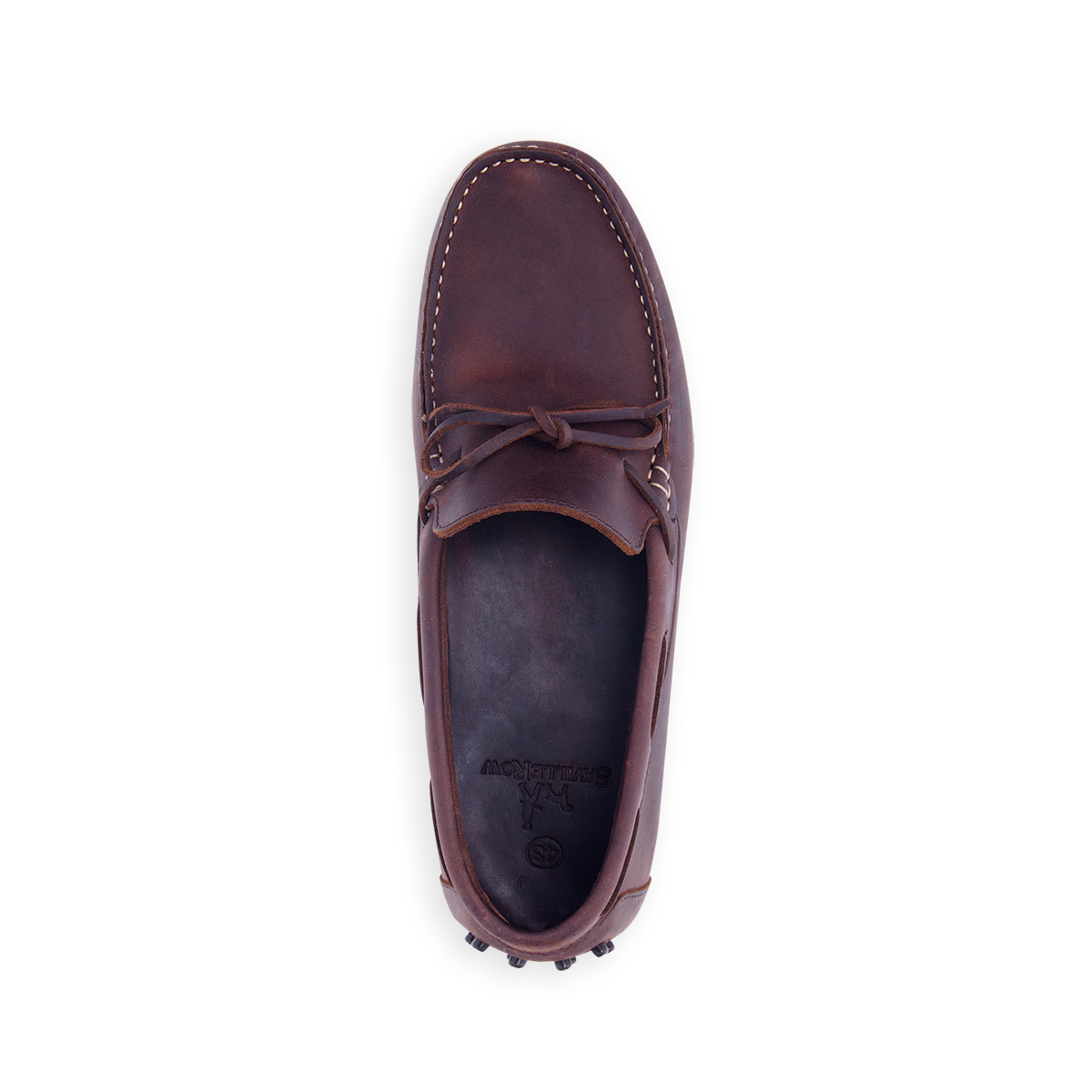 Mocasin Cuero Driving Shoe
