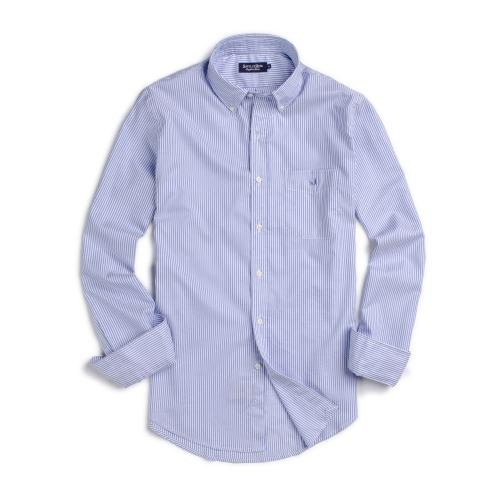 Camisa Sport Button Down Weekend Oxford Summer a Rayas