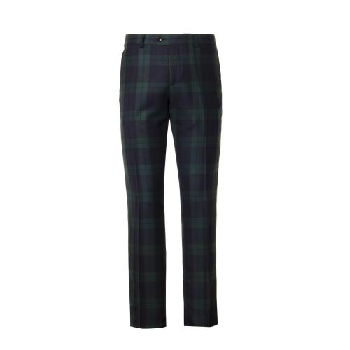 Pantalon Lana Italiana Slim