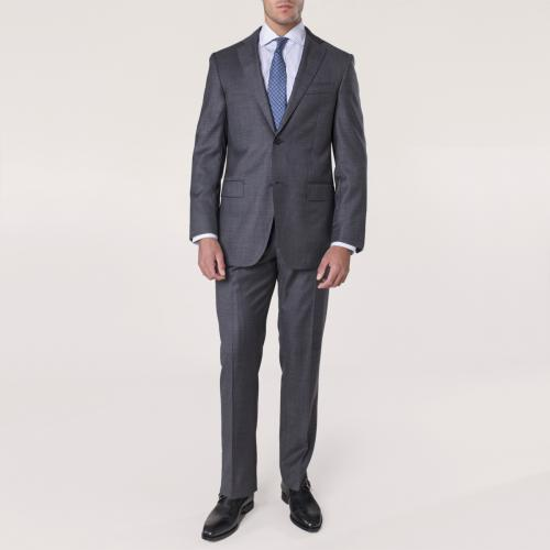 Traje Casimir Italiano Lana Loro Piana Oxford